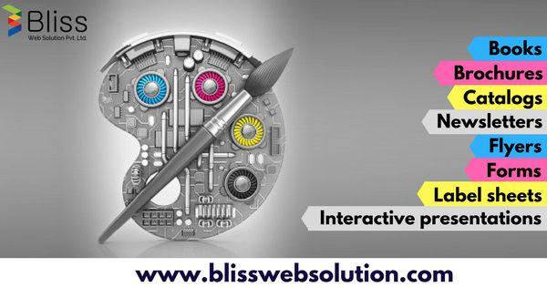 Hire #Graphicsdesigner for your website During course of time, you may find your web or mobile application ungainly. At Bliss Web Solution Pvt. Ltd., we create  - #books, #brochures, #catalogs, #manuals, #certificates, #newsletters, #flyers, #forms For more visit us:http://www.blisswebsolution.com/custom-website-designing-and-development-services-company.html