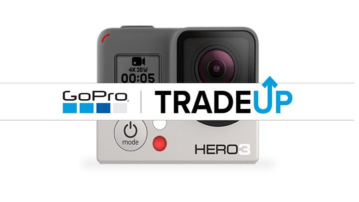 GoPro announced its first Camera Trade-up Program. When users trade in their older cameras to the latest GoPro HERO5 , $100 will be knock off its original price(MSRP $399.99) and $50 off for a HERO5 Session($MSRP $299.99). This Trade-up program, according…