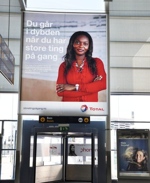 Total is well under way with recruitment for the Martin Linge field and the company now has more vacancies which they are looking to fill with capable people.