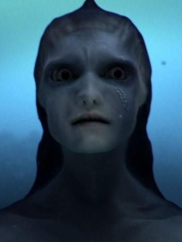 CGI image from Mermaids: The Body Found (I loved this documentary!)