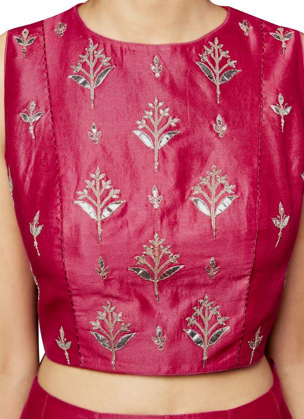 Anita Dongre | The Bandhitra Lehenga at strandofsilk.com