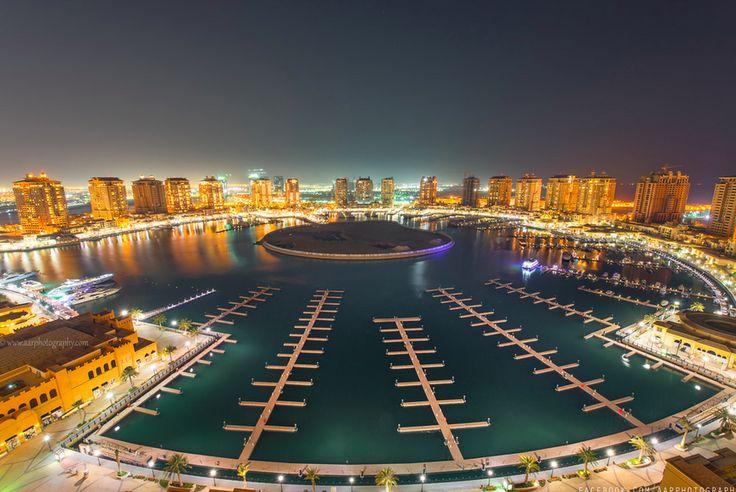 Night view- Porto Arabia
