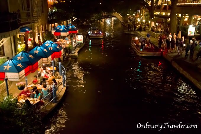 Places to eat in San Antonio & along the Riverwalk