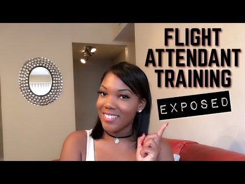 Flight Attendant Training: What to Expect and How to Prepare | Watch this video to learn exactly what to expect from training and how to prepare to be successful. | Ebony Christina
