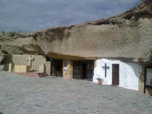 Cueva del Santo Hermano Pedro @ El Medano