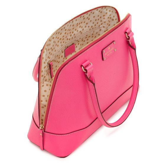 kate spade | leather handbags - wellesley rachelle