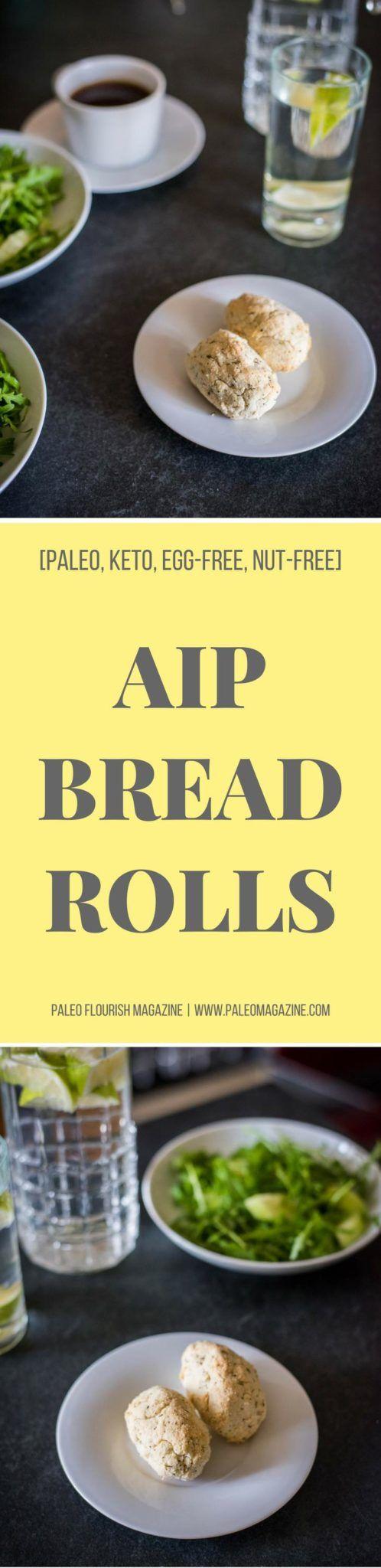 AIP Bread Rolls Recipe