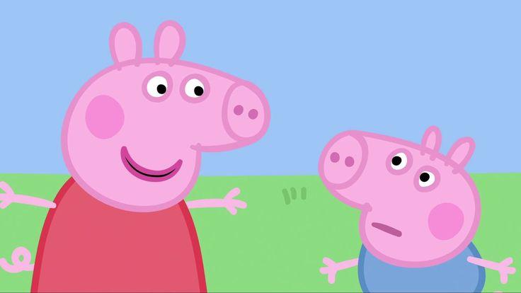 """Свинка Пеппа """" Икота"""" 16 Серия (Сезон 1) Peppa Pig """"Hiccups"""" Episode 16 ..."""