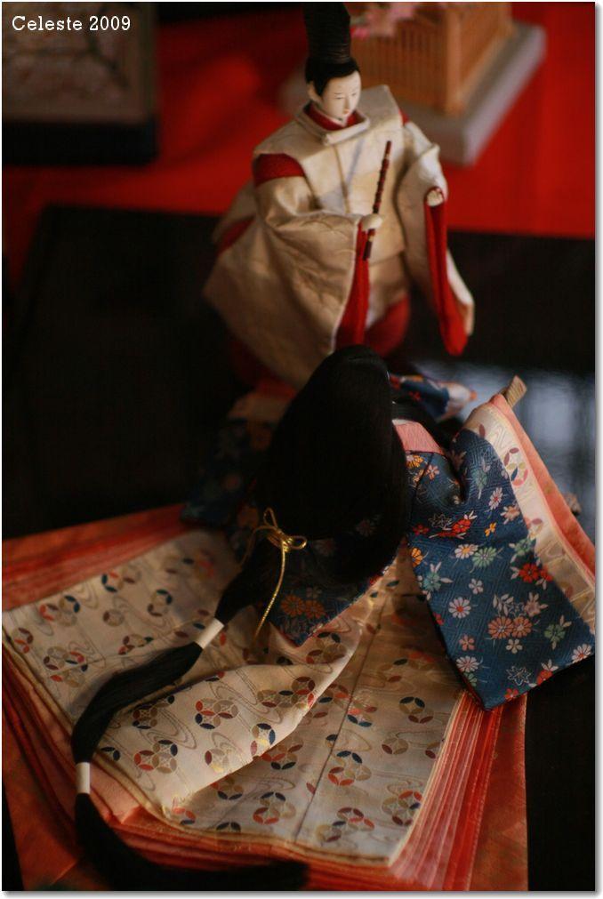 Hina dolls, designed by Emi WADA, Japan
