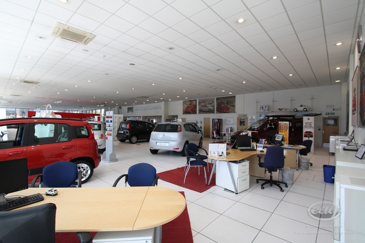 Our extensive showroom in Southend offers a relaxed environment for you to find your next car.