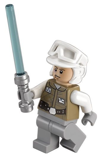 Luke Skywalker Hoth 2016 Lego Star Wars Legos Lego Star