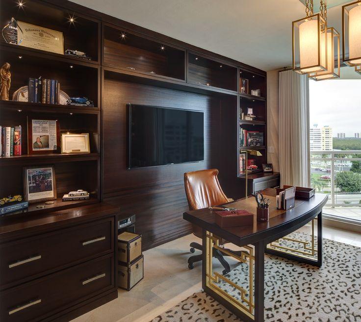 Masculine Home Office Design Ideas: 38 Best W Design Interior Images On Pinterest