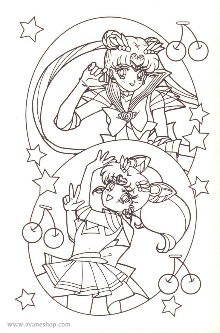 Sailor Moon에 있는 spetri님의 핀