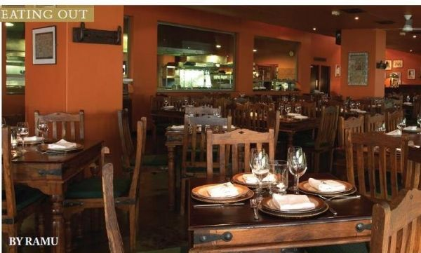 Sutra's Restaurant Review: Bukhara Restaurant – Cape Town.