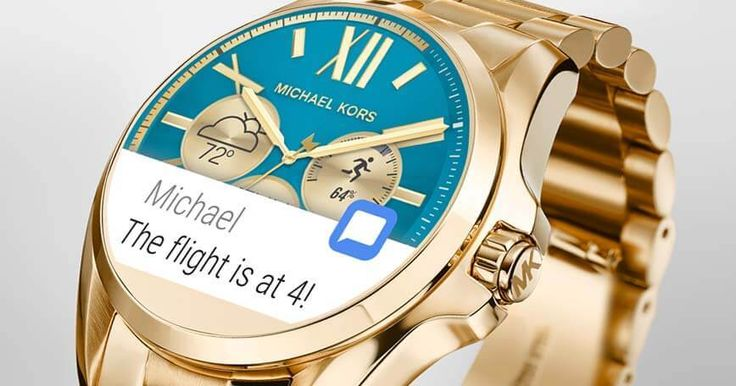 Michael Kors Access Dylan, Bradshaw Are No More At The Google Store