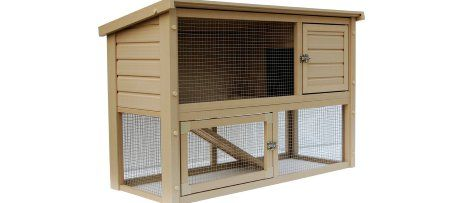 how to build a rabbit run step by step