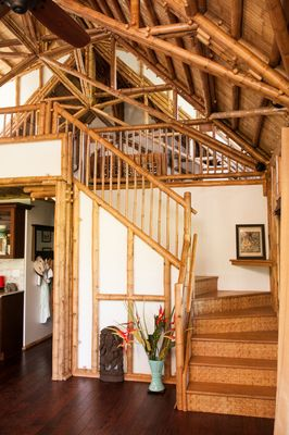 Aloha Coast Realty: The Bamboo House of Hamakua in Hamakua