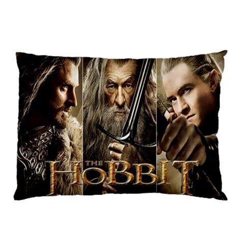 Set gift Pillow case  2 sides The Hobbit  best gift for husband, best gift for wife, best gift for girlfriend, best gift for grandma, best gift for grandchildren, best gift for sister, best gift for brother, best gift for son, best gift for daughter, best gift for boy, best gift for gift, best gift for mom, best gift for dad
