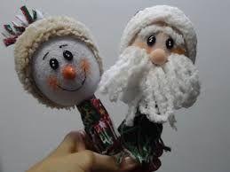 Resultado de imagen para maracas navideñas