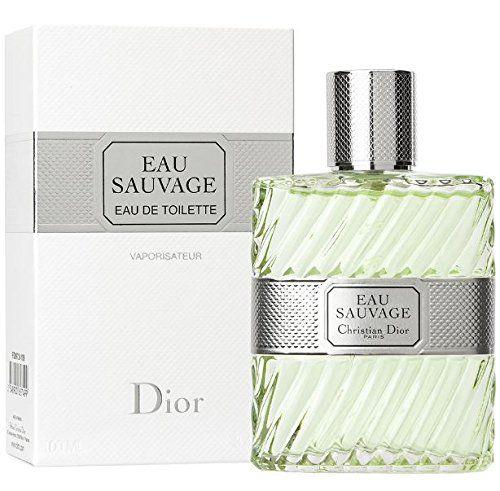 Christian Dior Eau Sauvage Eau De Toilette Spray for Men 67 $