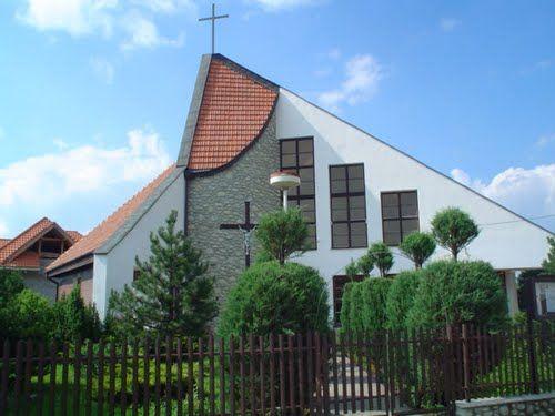 Kostol Hozelec