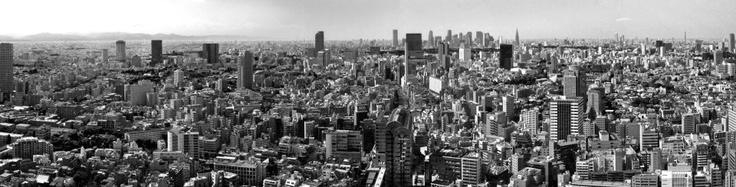 Shinjuku from Ebisu