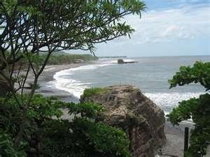 El Sunzal is a gorgeous beach in El Salvador