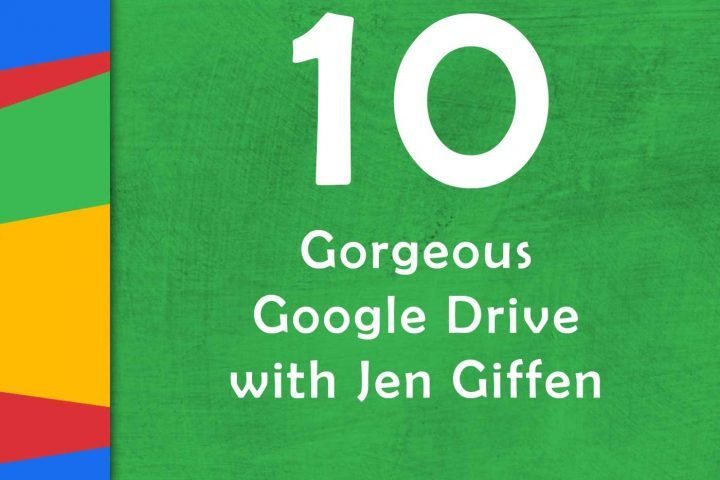 Make Your Google Drive Beautiful | Episode 10 of GTTribe: In this episode, Matt and I interview Jen Giffen, a Digital Literacy Resource Teacher, who shares her favorite Google Drive tricks, her special sketch notes, and more! Jen also shares an awesome Mystery Hangouts lesson plan that can be used at any grade level! We also have some Google news and updates and some other great resources to share.