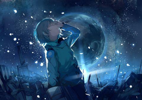 「末星」/「RAN」のイラスト [pixiv] #anime #illustration
