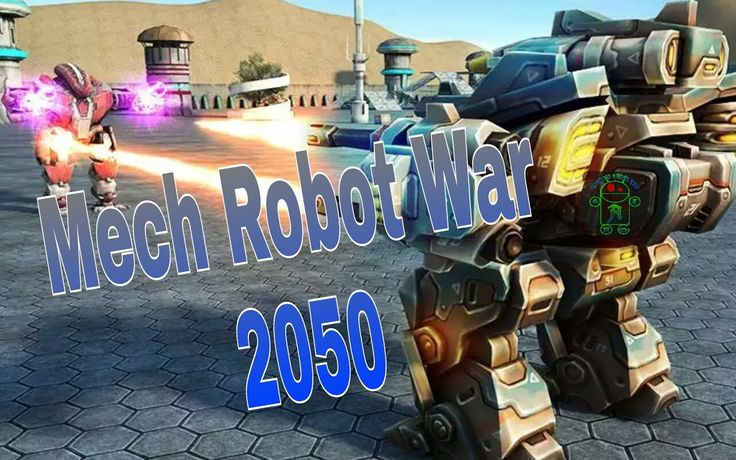Mech Robot War 2050 - HD Android Gameplay - Action games - Full HD Video (1080p) More Full HD Android Gameplays: https://www.youtube.com/c/AndroidGamerTMG_AGTMG