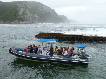 Storms River Boat Rides