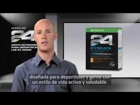 Club de Nutrición - YouTube Vídeo informativo del producto Hydrate de Herbalife24. Bebida con electrolitos y baja en carbohidratos para la recuperación de electrolitos.