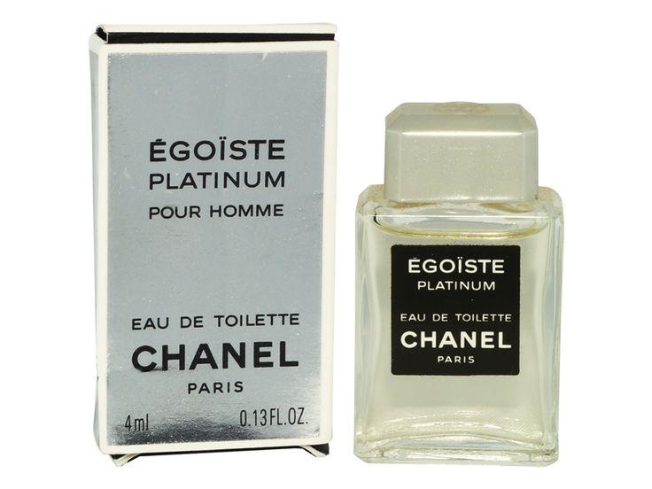Chanel - Miniature Egoïste Platinium (Eau de toilette 4ml)