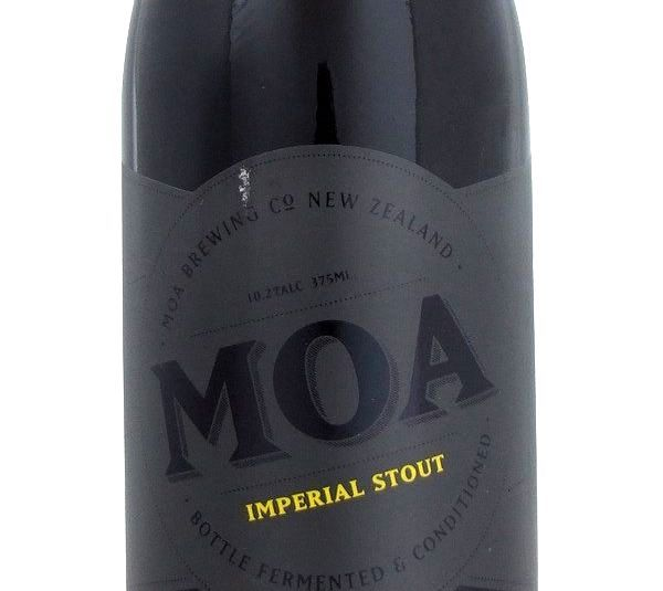 Moa Imperial Stout Barrel Reserve 375ml Beer in New Zealand - http://www.mexicanbeer.co.nz/beer-from-mexico-in-nz/moa-imperial-stout-barrel-reserve-375ml-beer-in-new-zealand/ #Mexican #beer #NewZealand