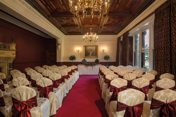 Stunning wedding ceremony venue in Warwickshire | Ettington Park Hotel