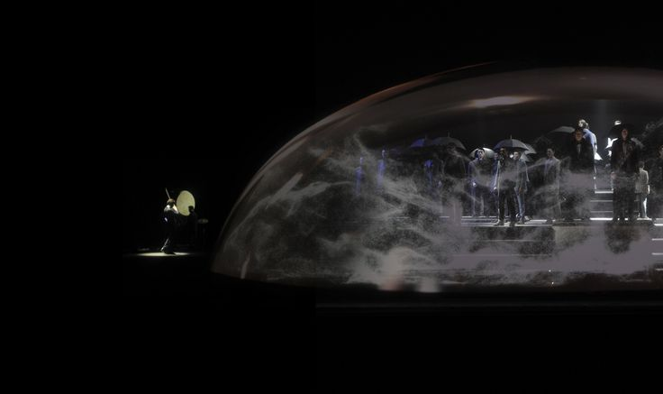 Snow Dome   Trafalgar by Alfred Dunhill
