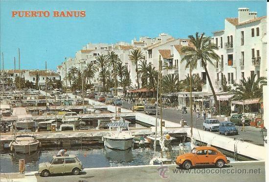 Puerto Banus, middle 70's