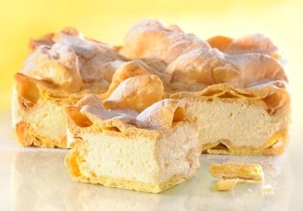 Karpatka. Kliknij w zdjęcie, aby poznać przepis. #ciasta #ciasto #desery #wypieki #cakes #cake #pastries