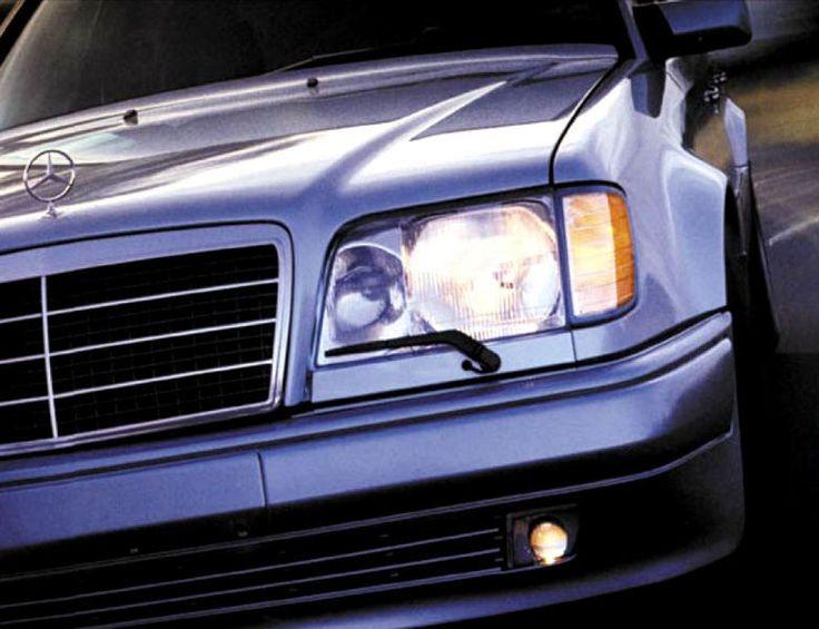 Mercedes E500 1994