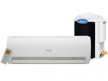 Ar-condicionado Split Springer Midea 9000 BTUs - Frio 38KCX09S5 - Clique na figura do produto e compre conosco.