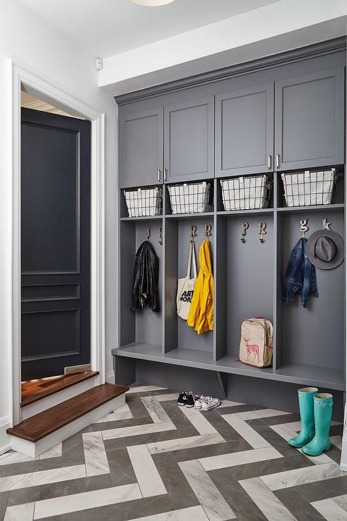 Best 25 Built In Lockers Ideas On Pinterest Mudroom