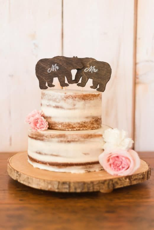Cake Decor Rustic : 1617 best images about Rustic Wedding Cakes on Pinterest ...