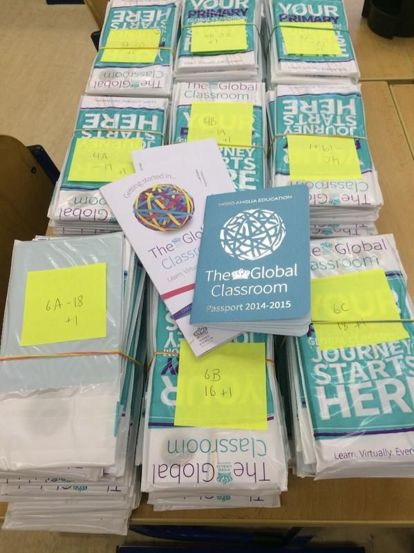 GC Passports arrive!