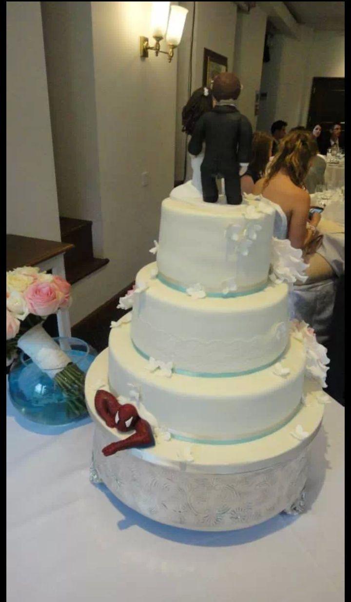 15 Best Hidden Spider Man Wedding Cakes Images On Pinterest