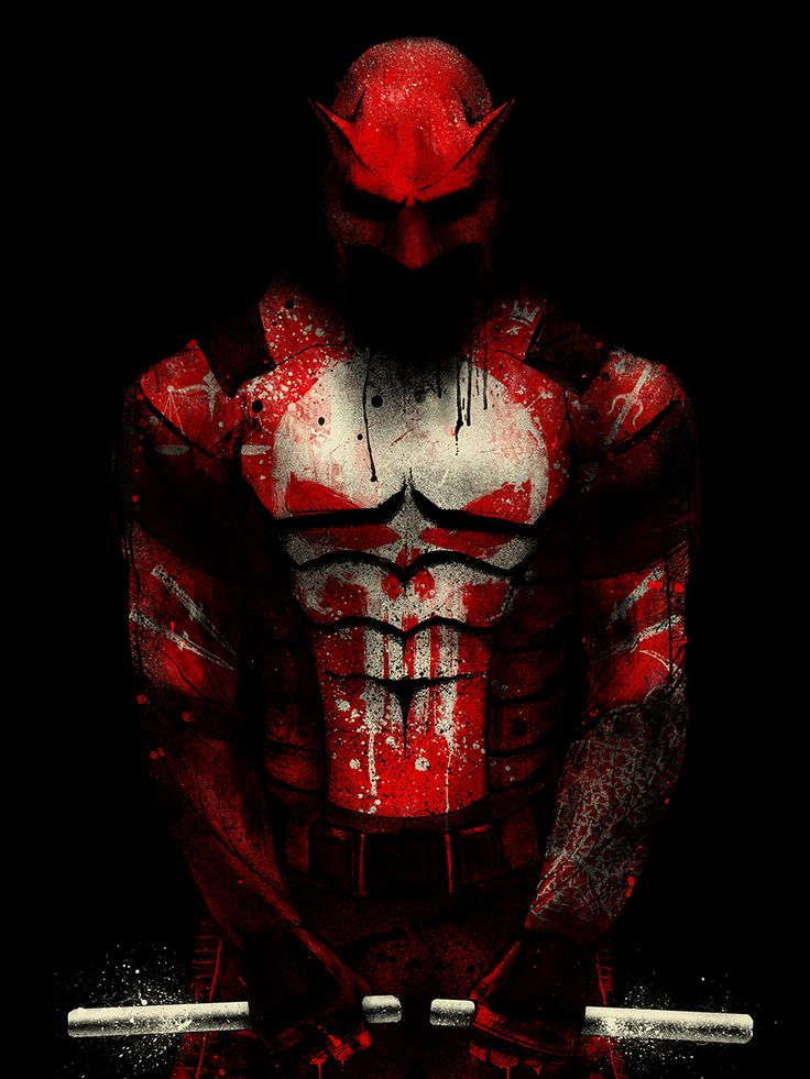 daredevil-and-punisher-mashup-art-by-nikita-kaun