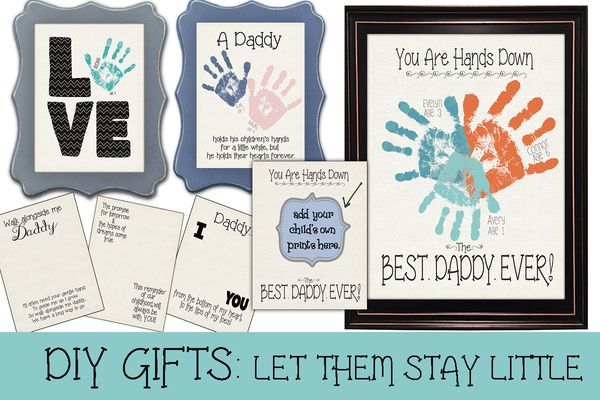 DIY Father's Day gifts idea!