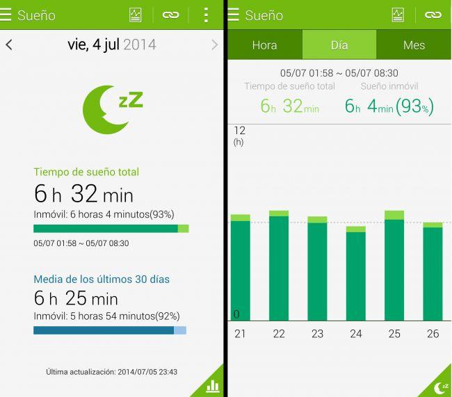 Probamos S Health y Gear 2, la app y el smartwatch de Samsung