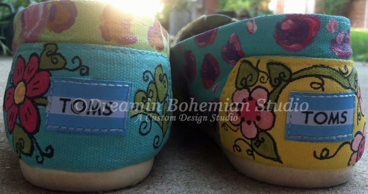17 Best Images About Cute Toms On Pinterest Painted Toms
