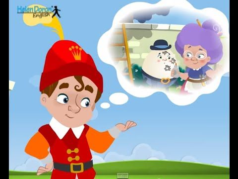 Humpty Dumpty - Nursery Rhymes for Kids