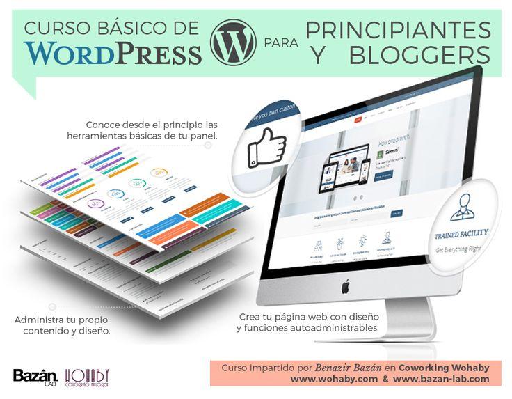 Curso de WordPress en Mallorca España